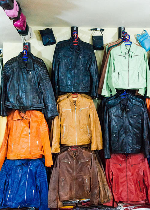 9 Rules to Follow When Wearing a Leather Jacket - Try Different Types Of Jackets
