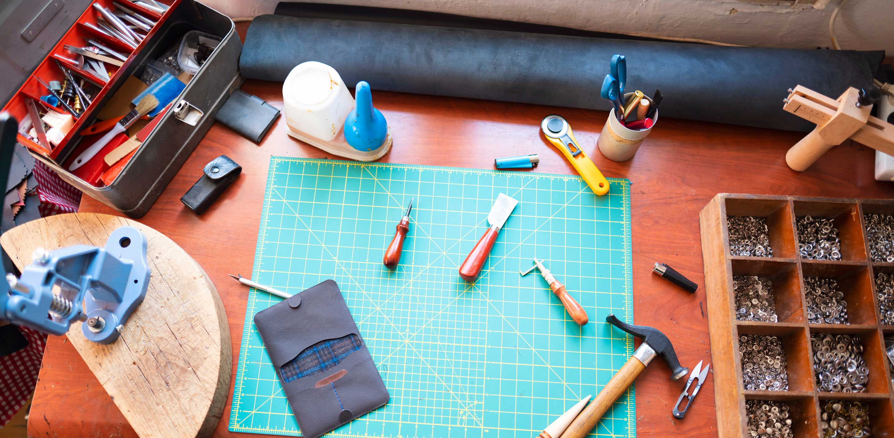 Types Of Leather Finishing Process