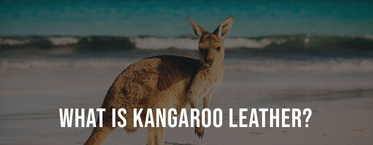 What is Kangaroo Leather?