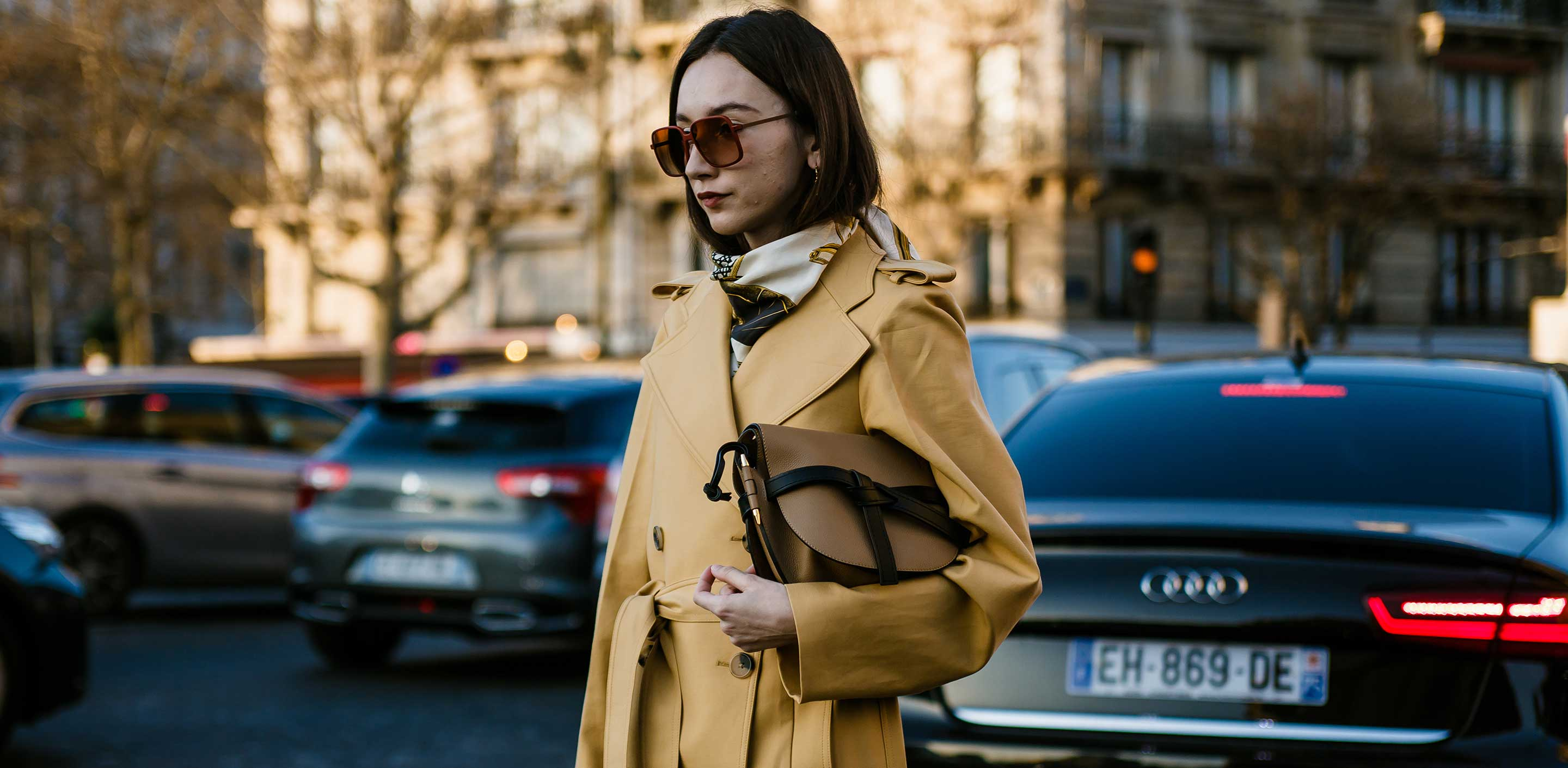 What To Wear With A Trench Coat?