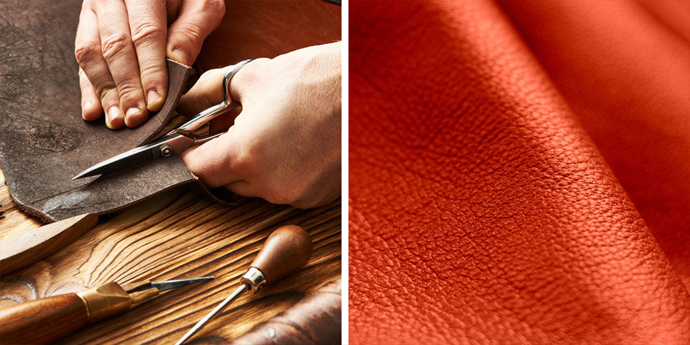 What's the difference between leather and genuine leather?