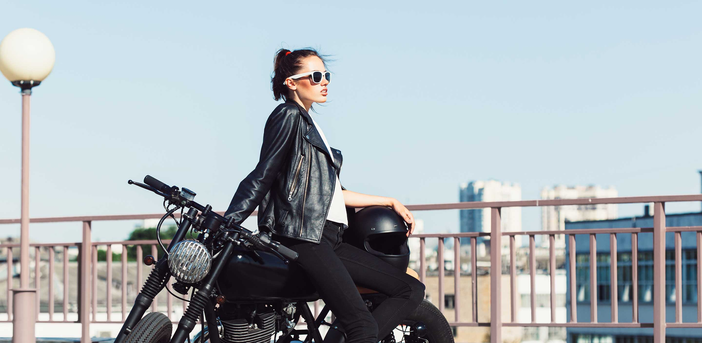 Why Sheep Leather is Best for Female Jackets?