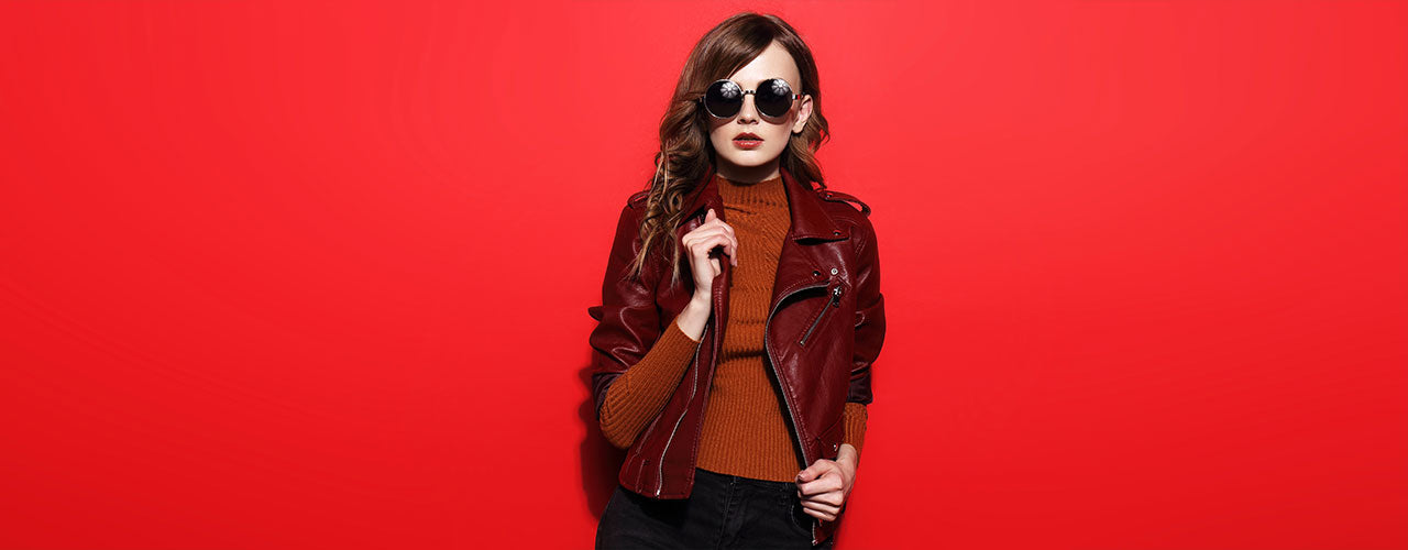 Keep it Classy with Leather Jackets for Women Collection