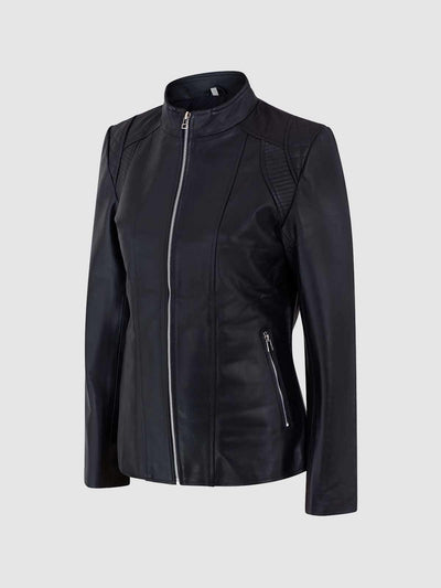 Black Sheep Leather Jacket - Leather Jacket Shop