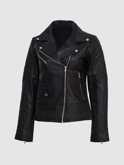 Demi Lovato Biker Jacket - Leather Jacket Shop