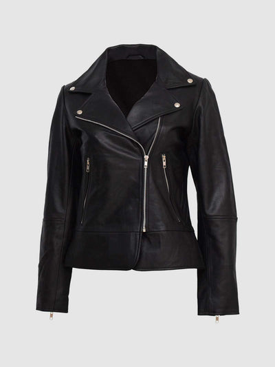 Kendall Jenner Olivia Wilde Biker Jacket - Leather Jacket Shop