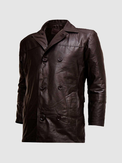 Liam Neeson Taken Bryan Mills Brown Leather Jacket - Leather Jacket Shop