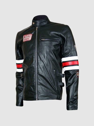 M.D. Gregory House Black Leather Jacket - Leather Jacket Shop