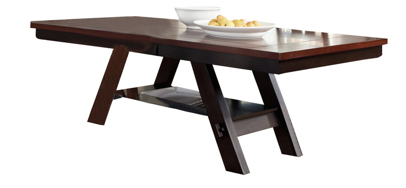 Liberty Furniture Lawson Pedestal Table in Light/Dark Expresso 116-TP4090 image