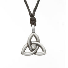 Load image into Gallery viewer, APRIL TRINITY PENDANT