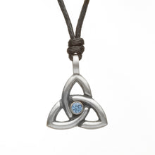 Load image into Gallery viewer, DECEMBER TRINITY PENDANT