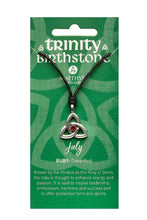 Load image into Gallery viewer, JULY TRINITY PENDANT