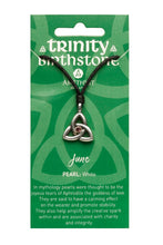 Load image into Gallery viewer, JUNE TRINITY PENDANT
