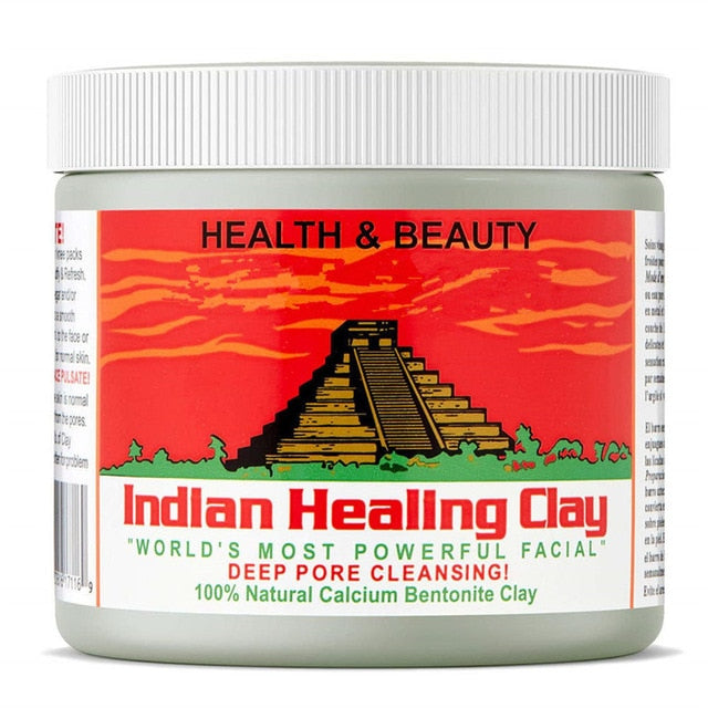 Aztec Mask, Indian Healing Clay