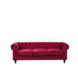 Chesterfield Velvet 3 Seater Sofa | 3 Seater Sofa | Sestra Living