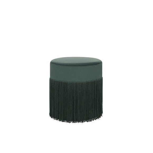 Virginia Velvet Pouffe