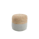 Dalama Cotton Pouffe