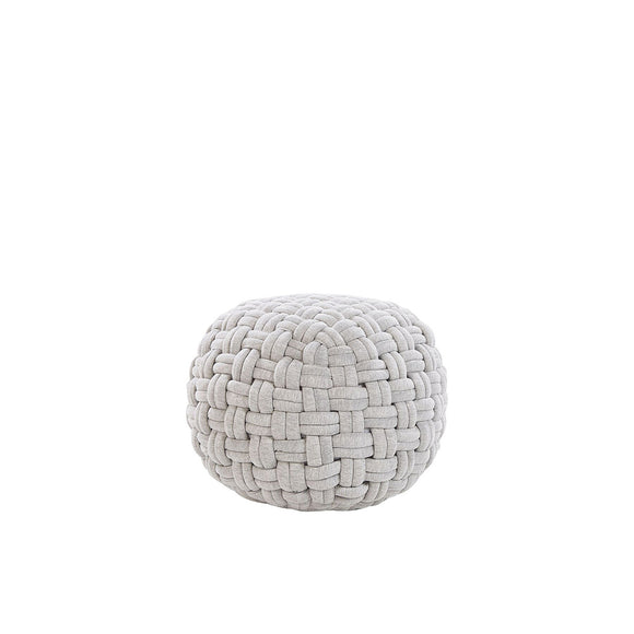 Hopa Cotton Pouffe