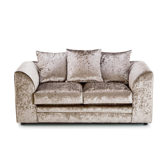 Chicago Crushed Velvet 2 Seater Sofa | 2 Seater Sofa | Sestra Living