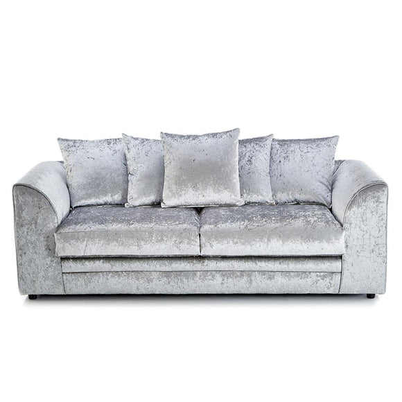 Chicago Crushed Velvet 3 Seater Sofa | 3 Seater Sofa | Sestra Living