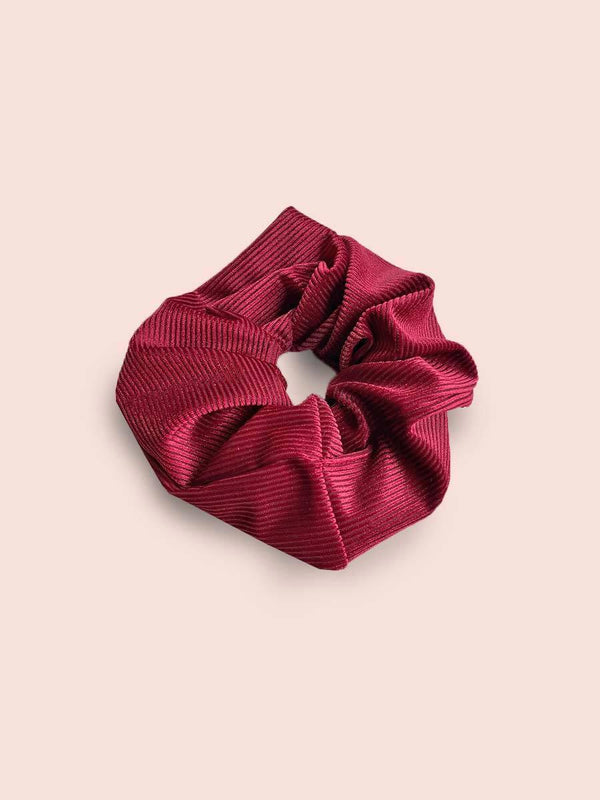 Scrunchie in Velluto a Costine