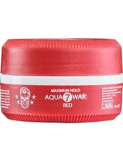 Bandido Maximum Hold Aqua Hard Wax Red 150 ml