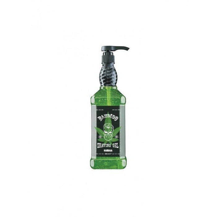 Bandido Shaving Gel Marijuana 500ml