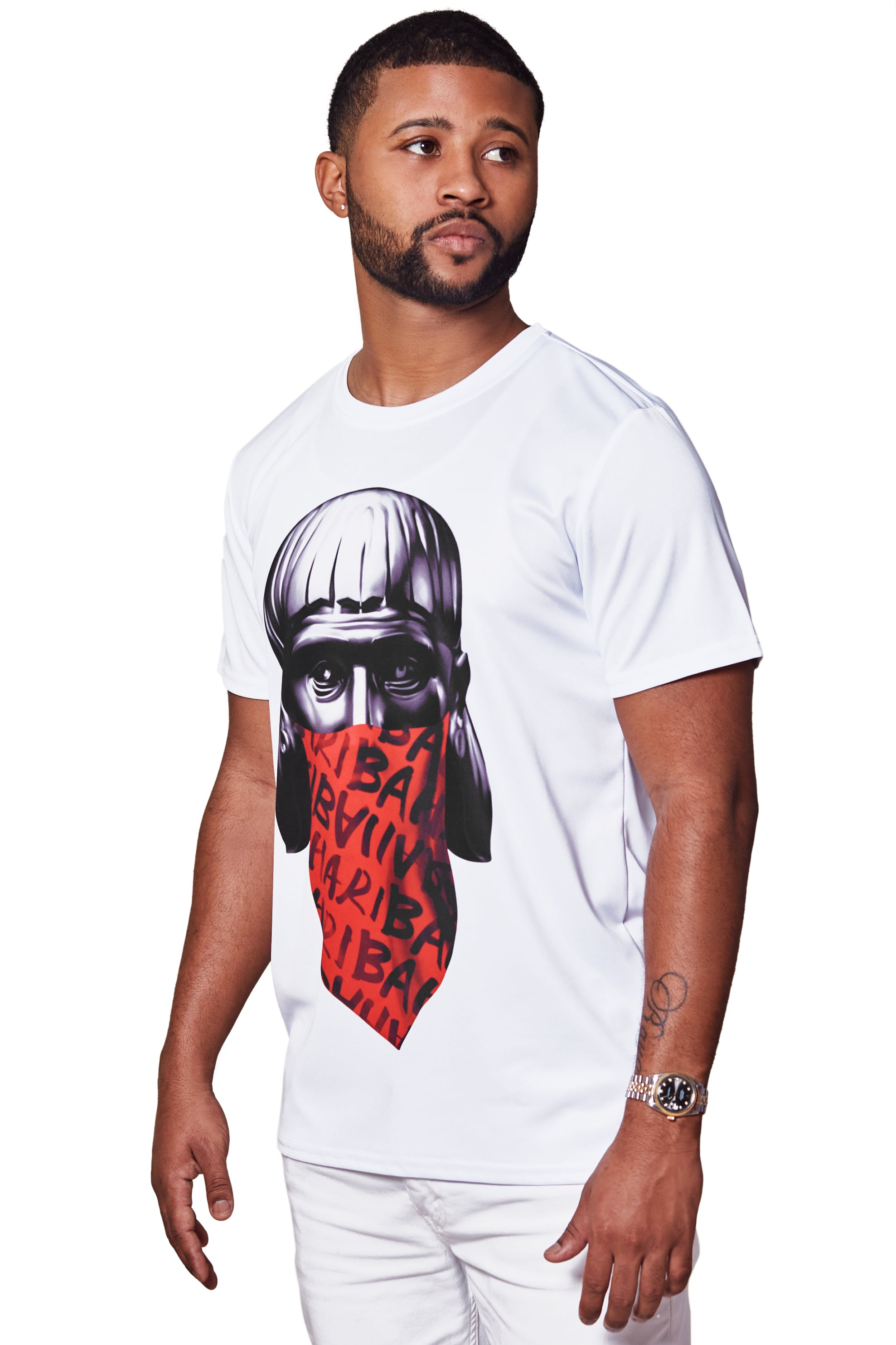 THE DON LUCAYOS TEE-WHITE