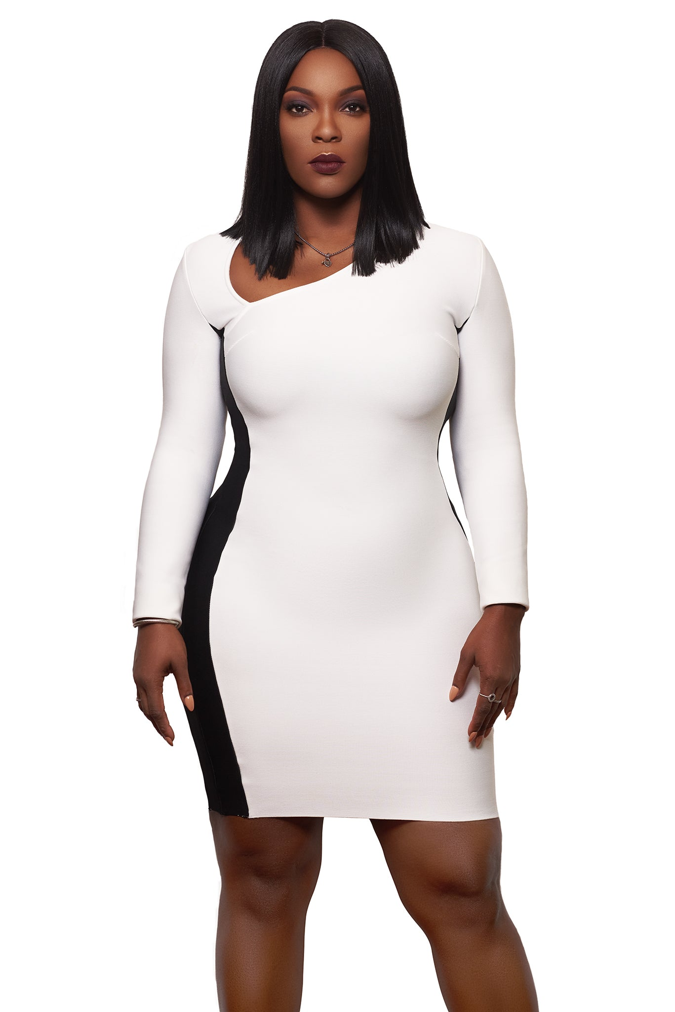 The Briland Bandage Dress