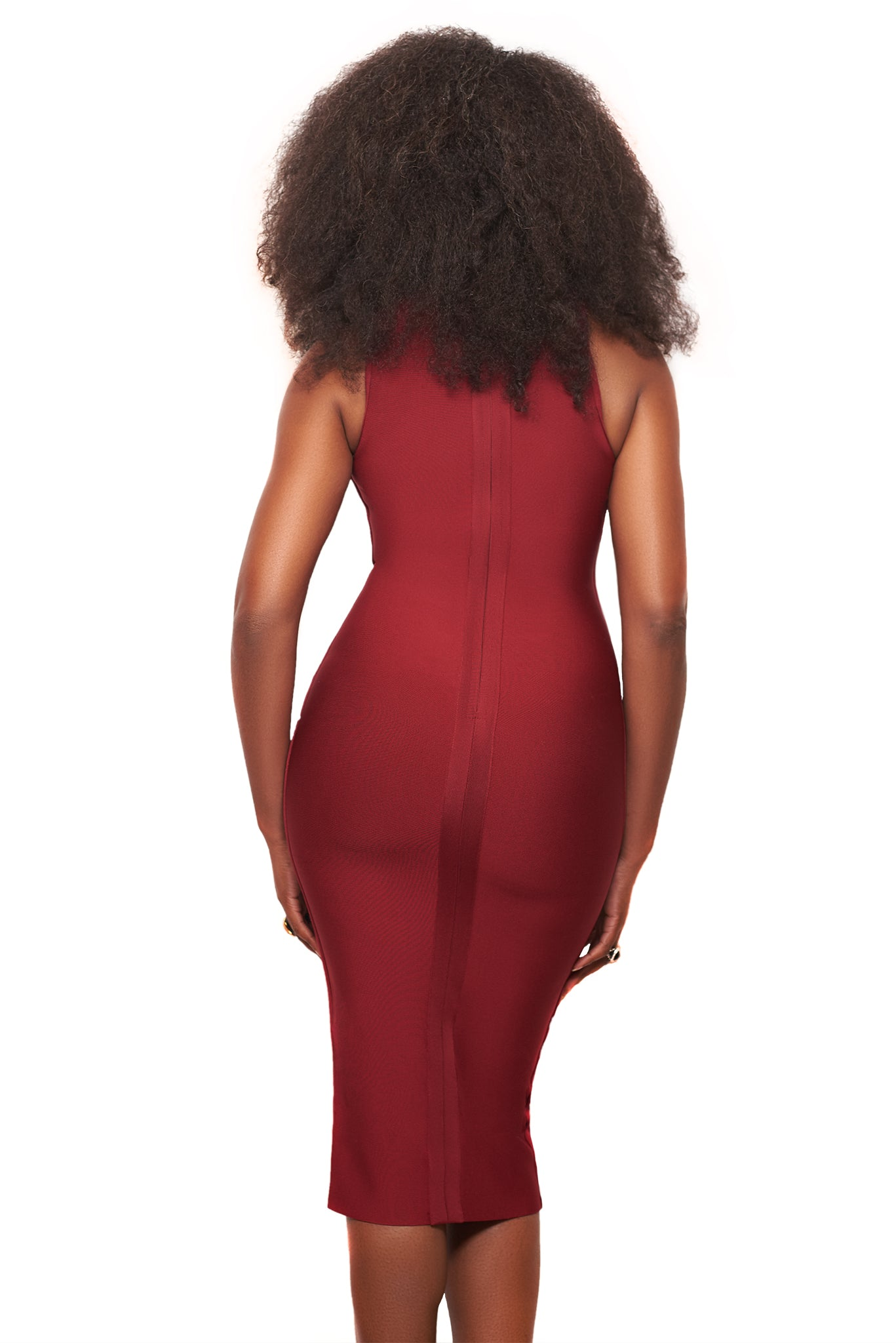 The Salvadora Bandage Dress