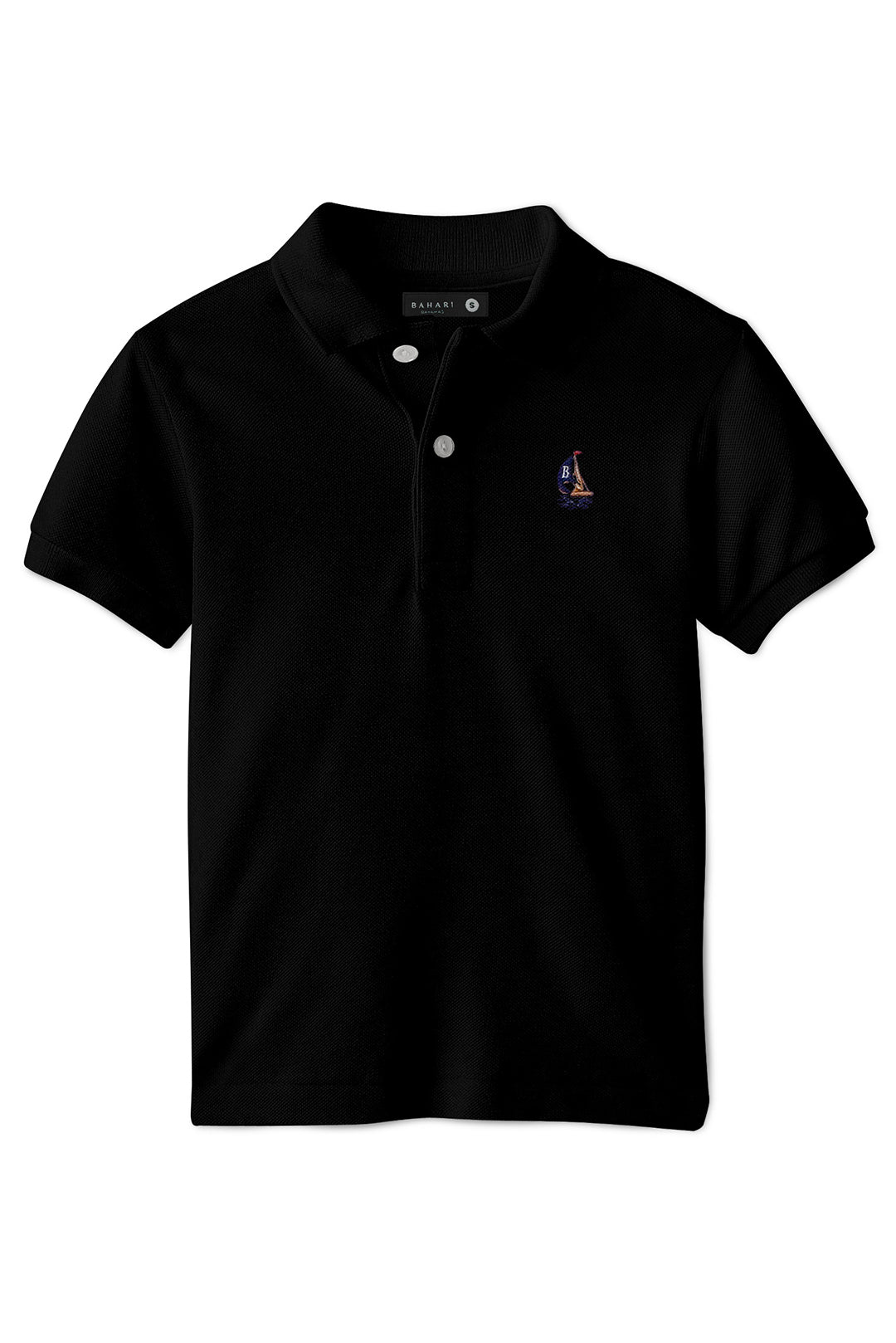 THE CLASSIC POLO- BLACK