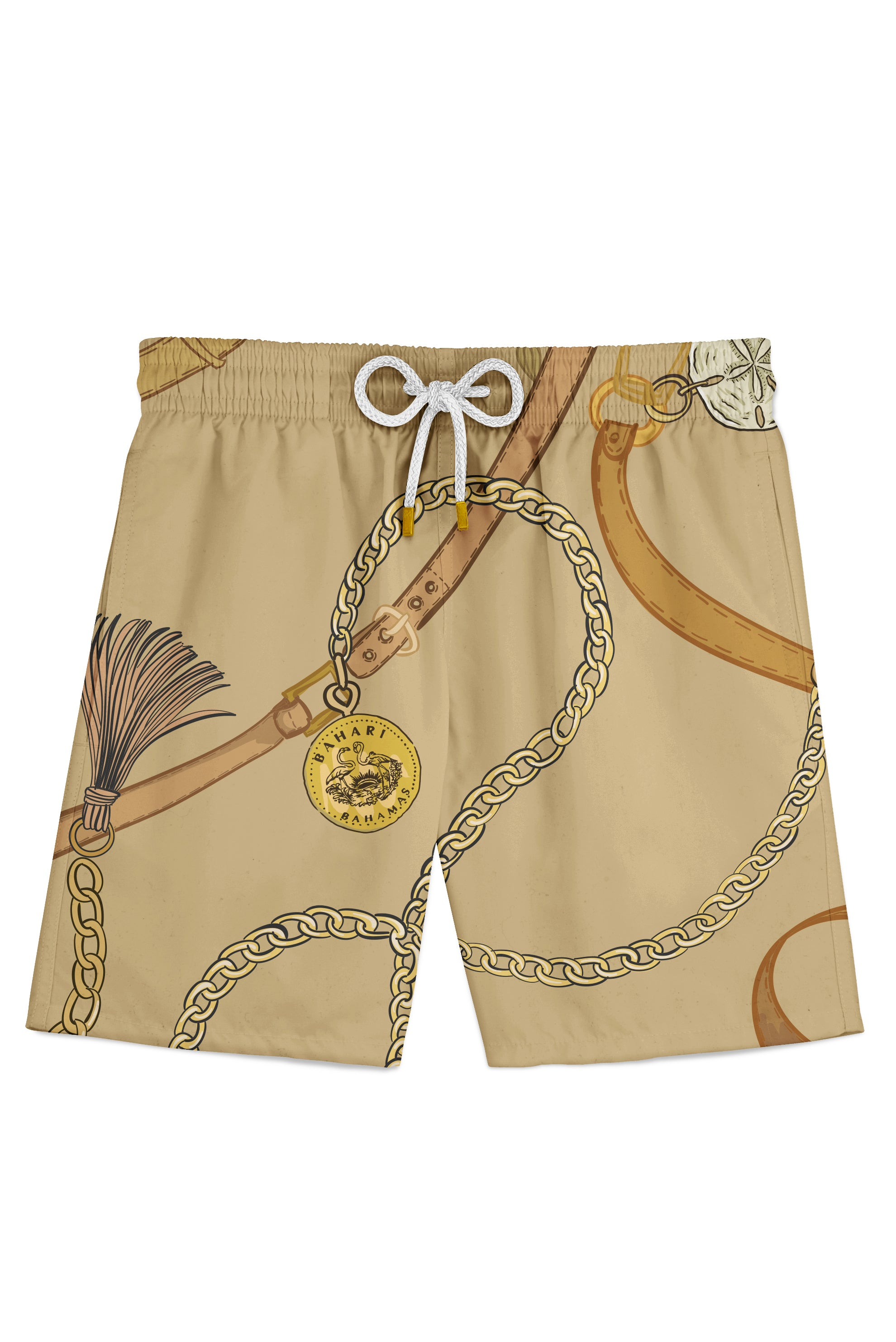 THE MEDALLION SHORTS