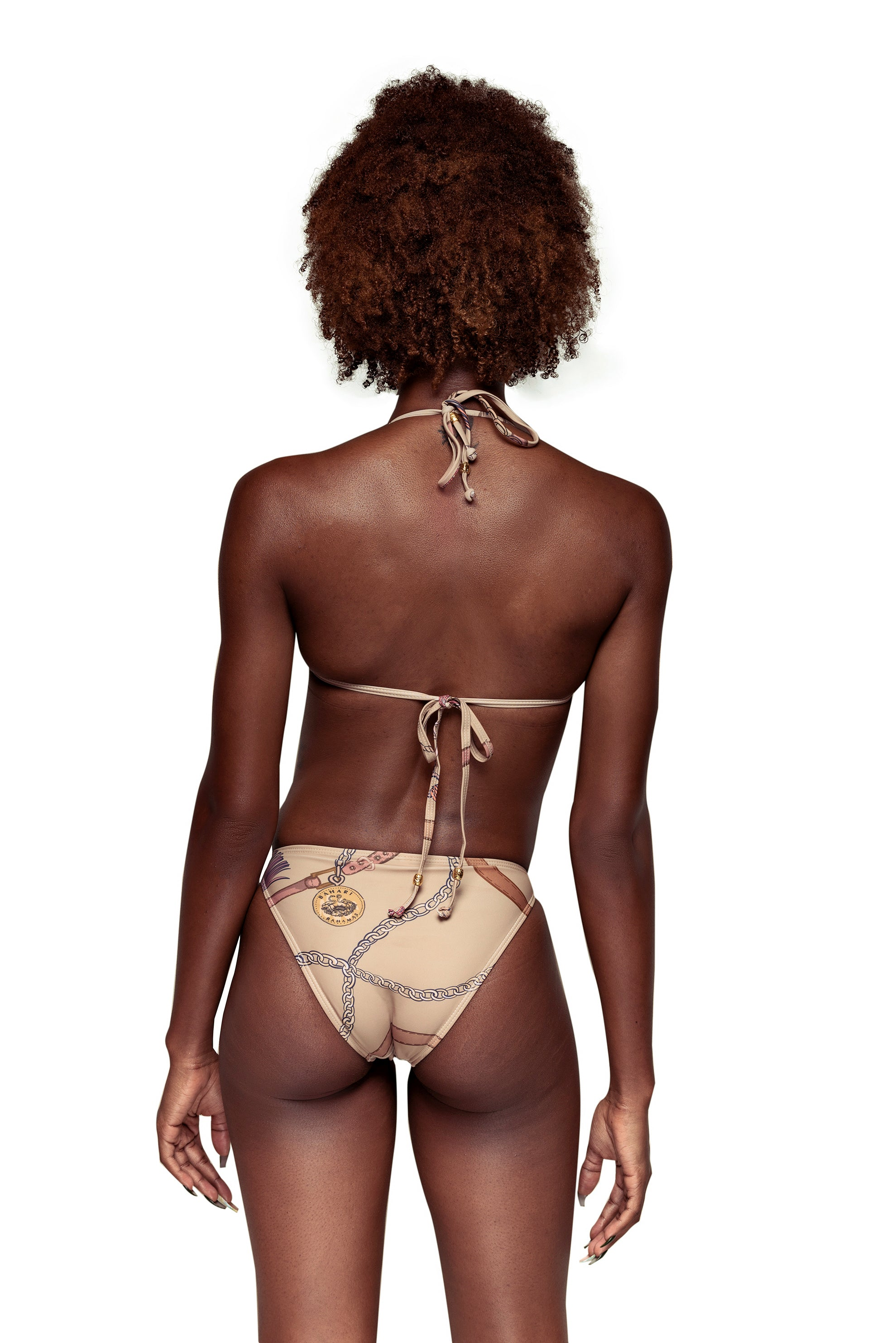 The Deuce Medallion Bikini