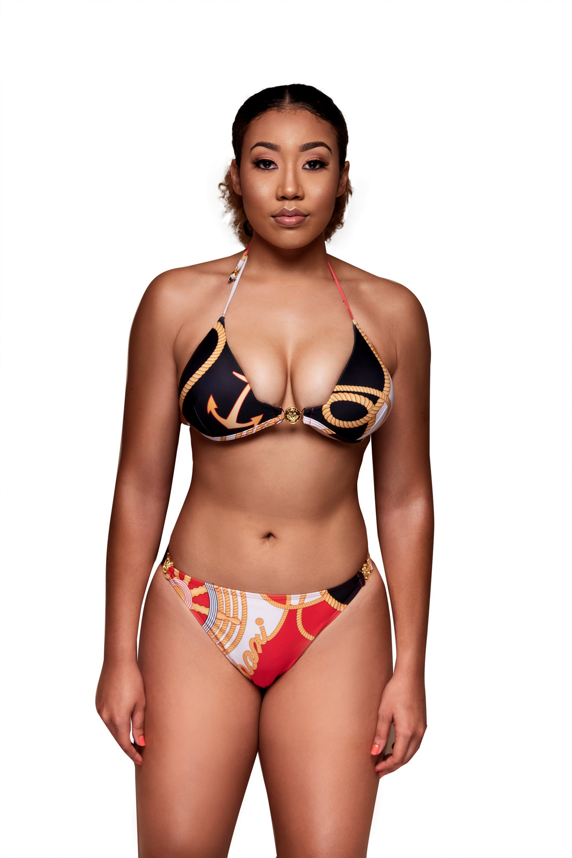 The Marina Medallion Bikini