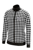 THE HOUNDSTOOTH TRACK JACKET