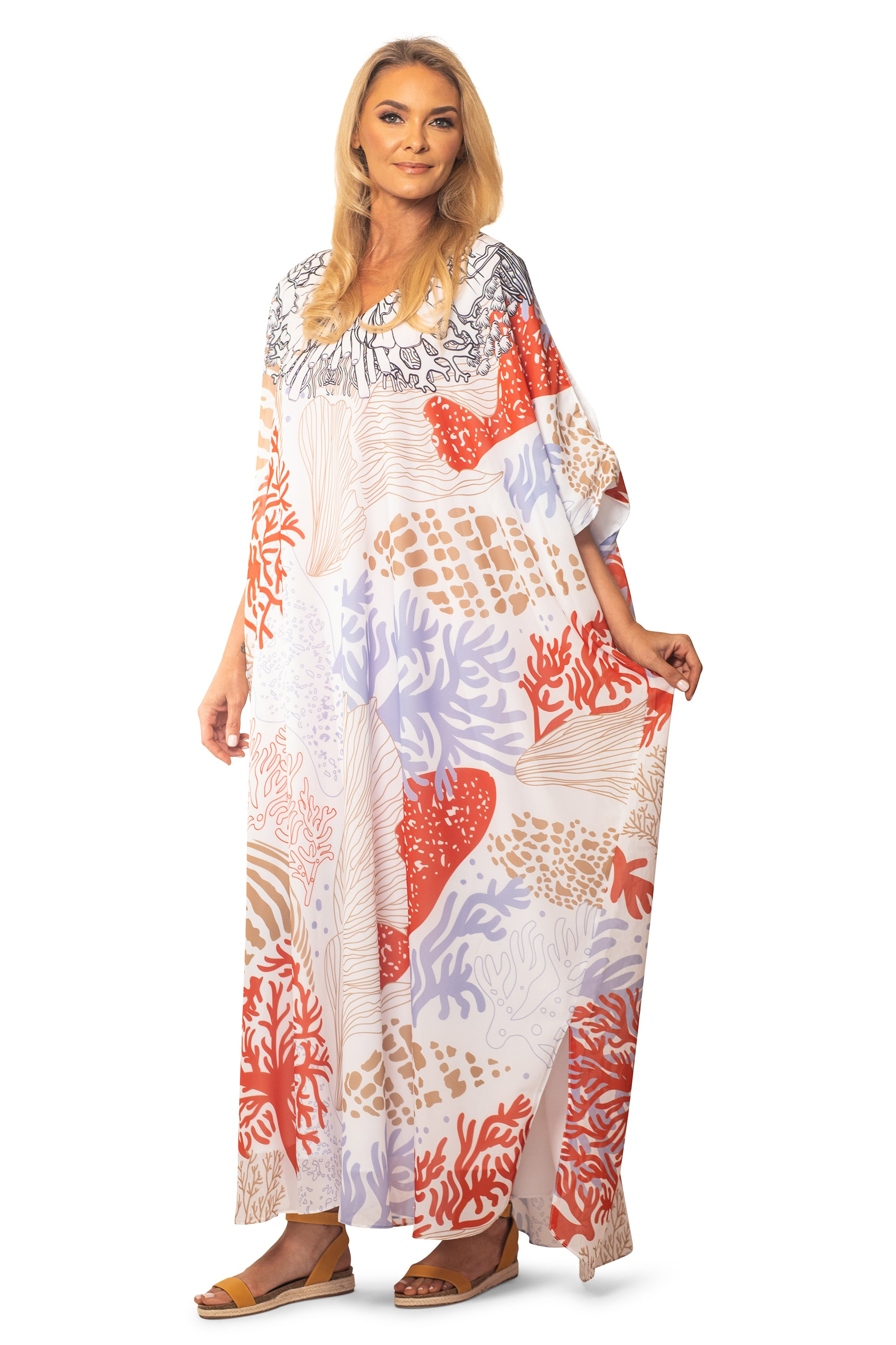 THE SHORE KAFTAN