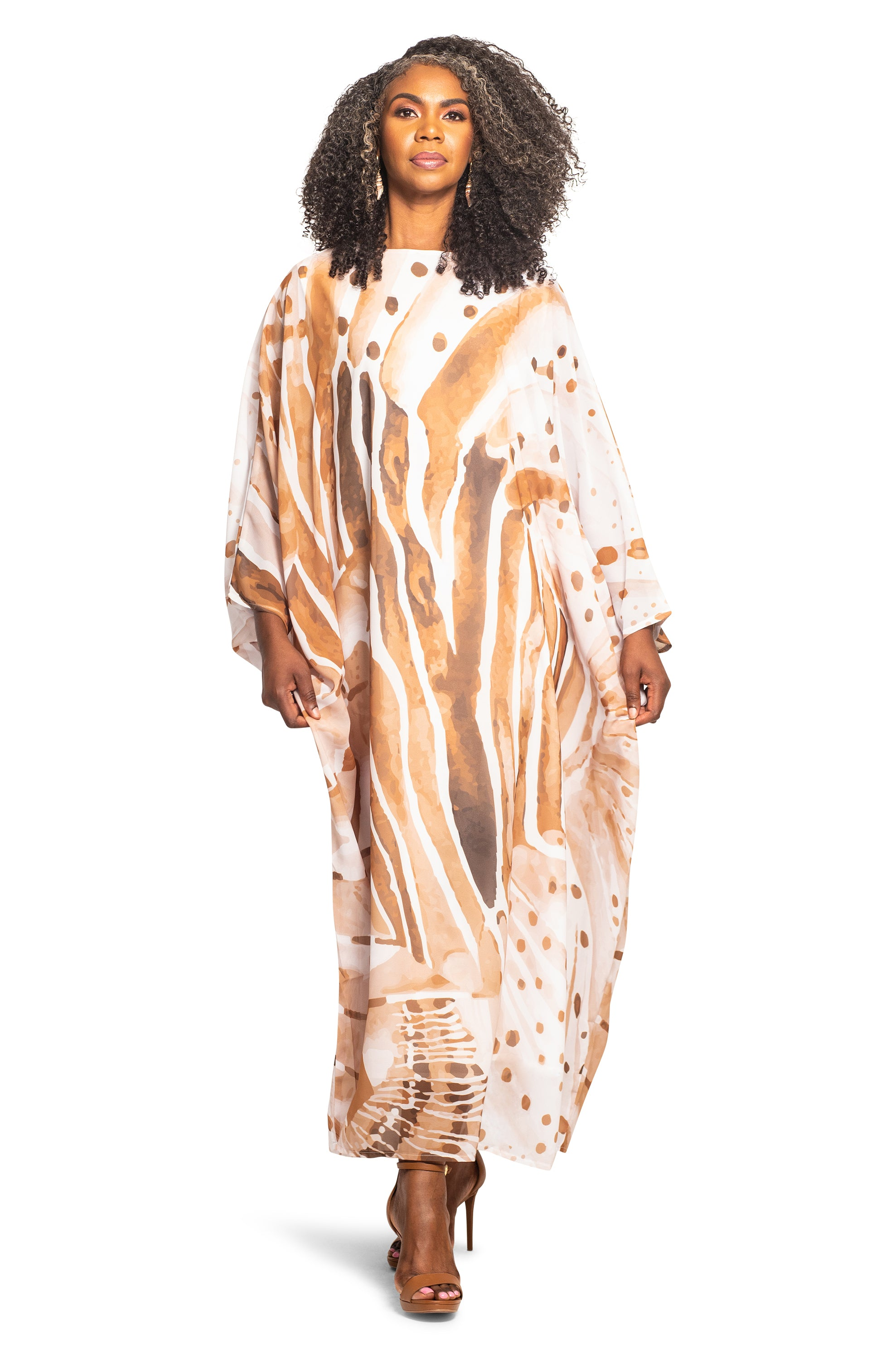THE TERO KAFTAN