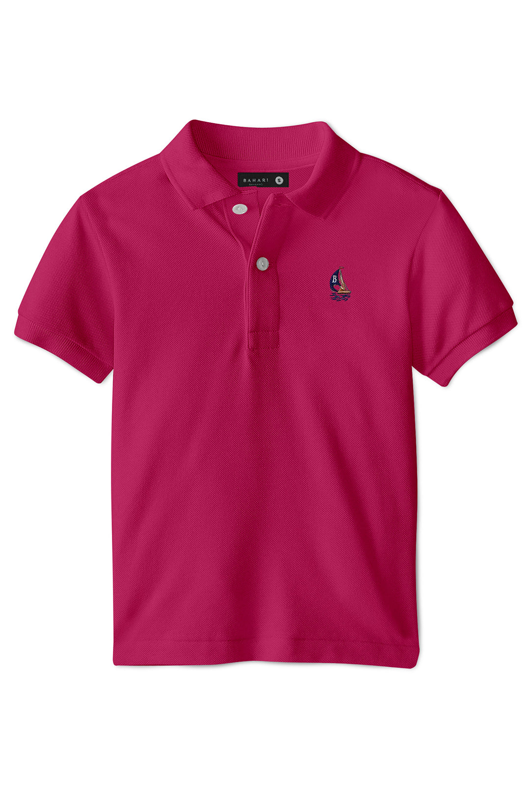 THE CLASSIC POLO- MAGENTA