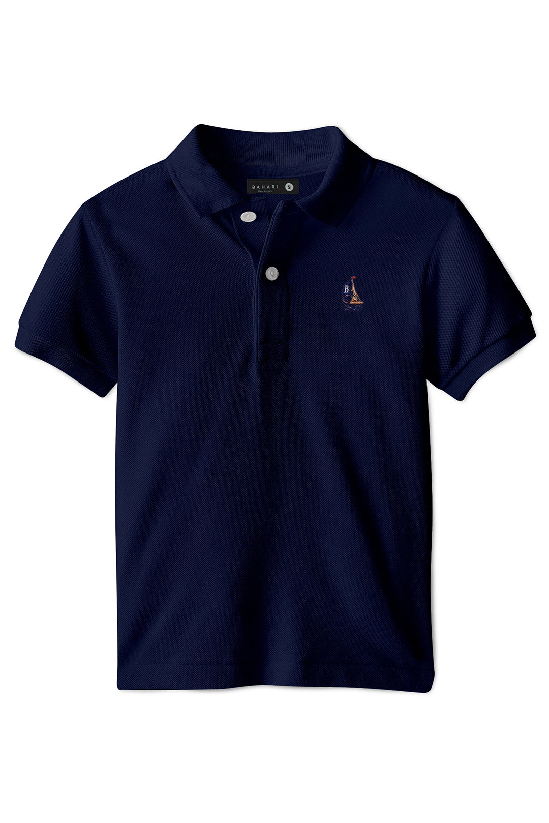 THE CLASSIC POLO- NAVY