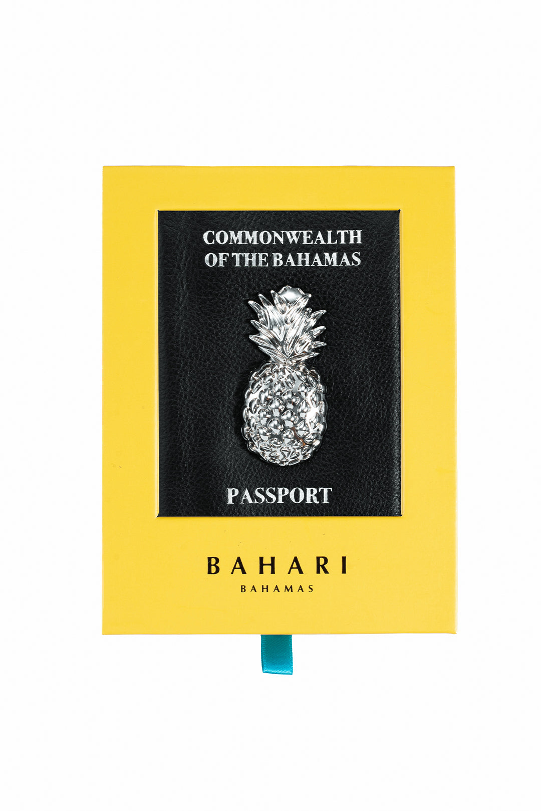 THE VEHO PASSPORT CASE- PINEAPPLE