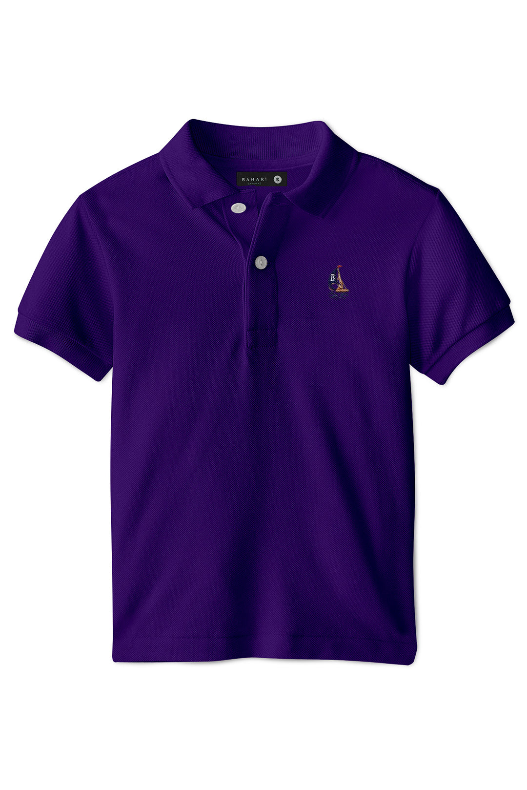 THE CLASSIC POLO- PURPLE