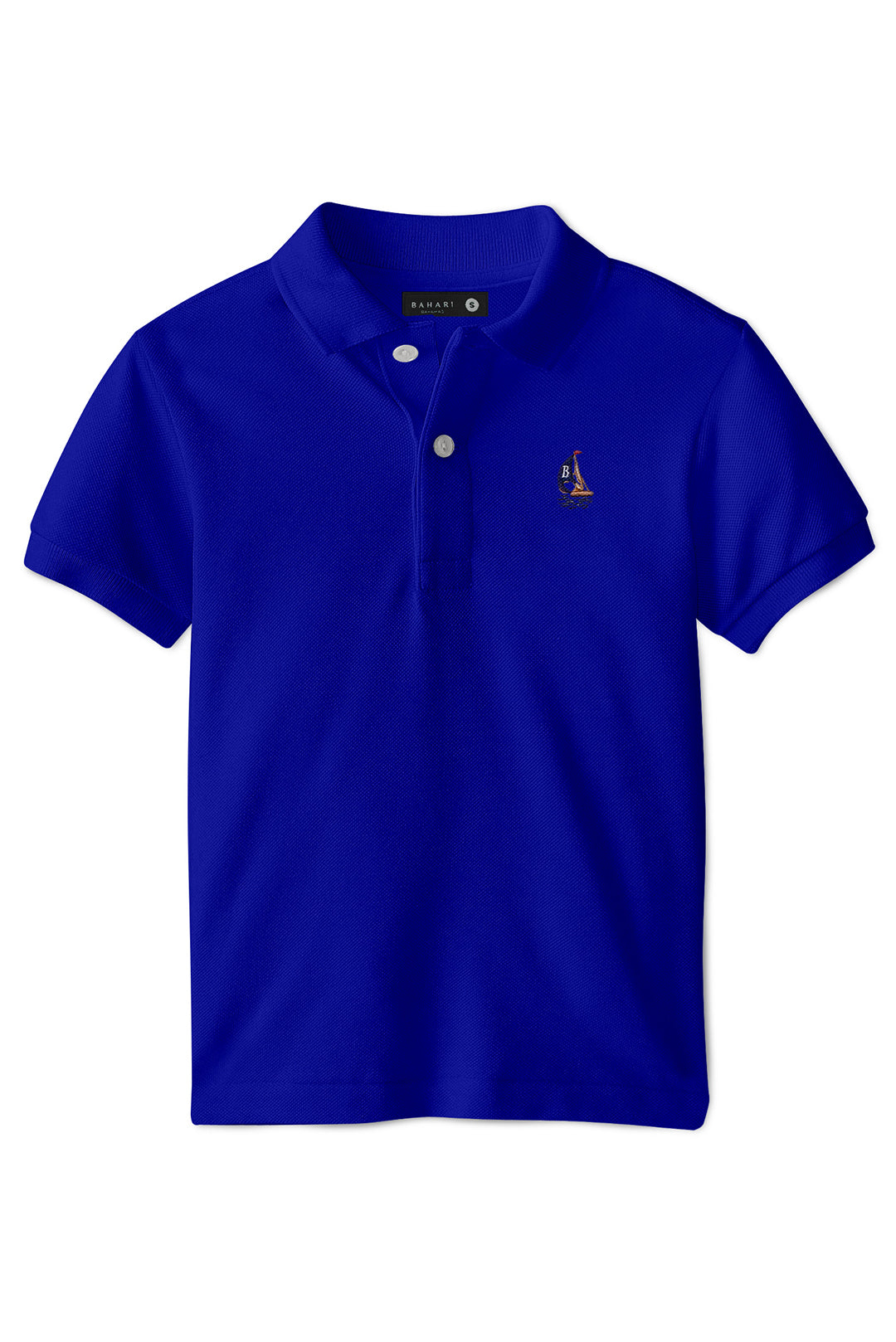 THE CLASSIC POLO- ROYAL BLUE