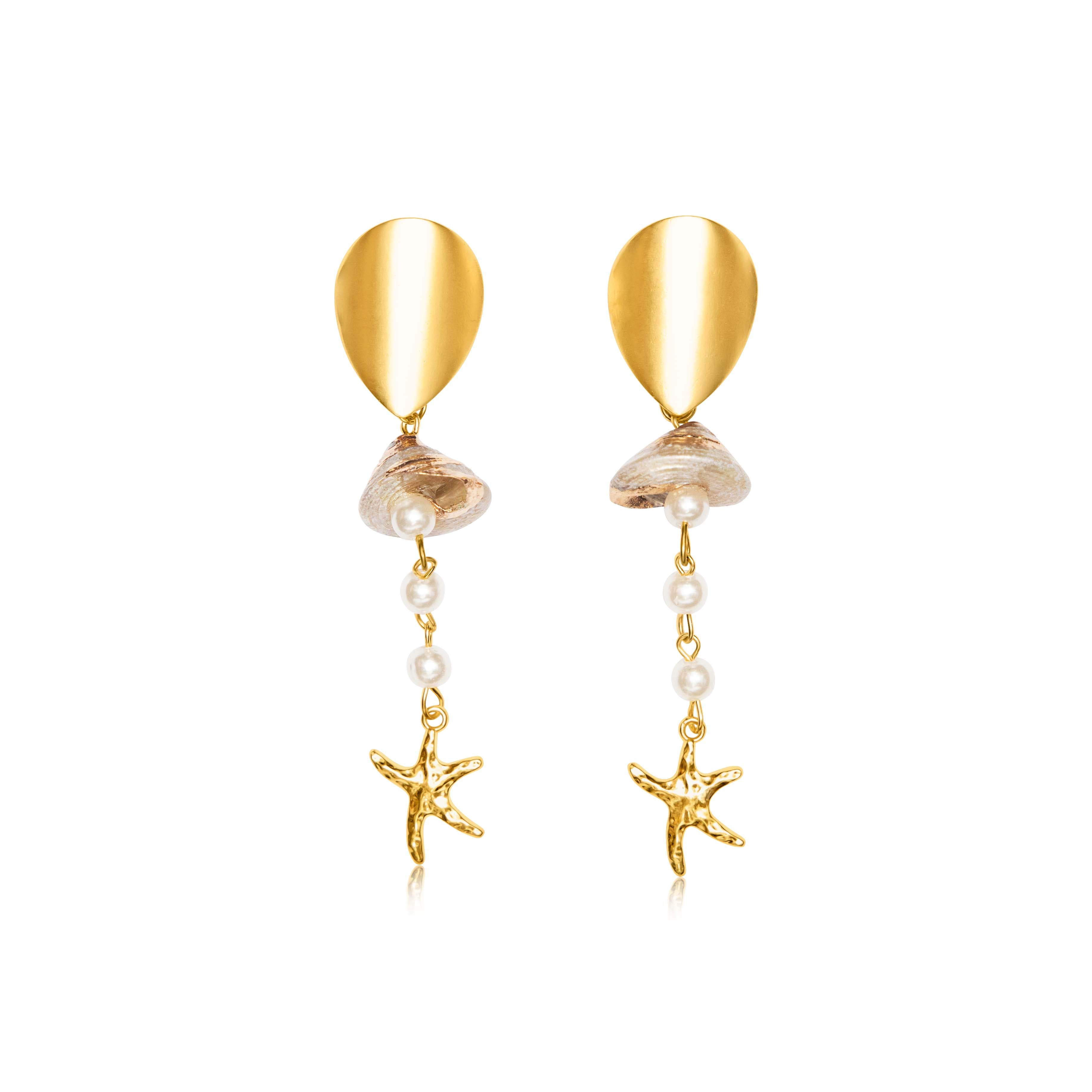 THE VINELLA EARRINGS