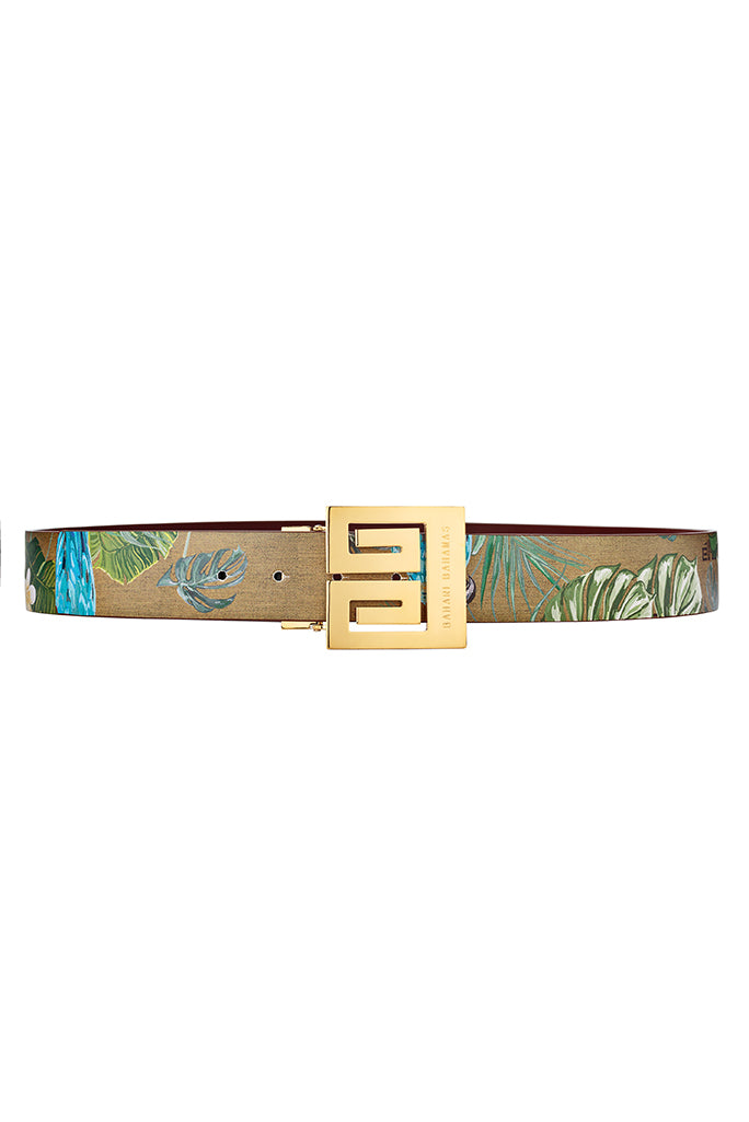 Reversible Pollatto Arden Belt