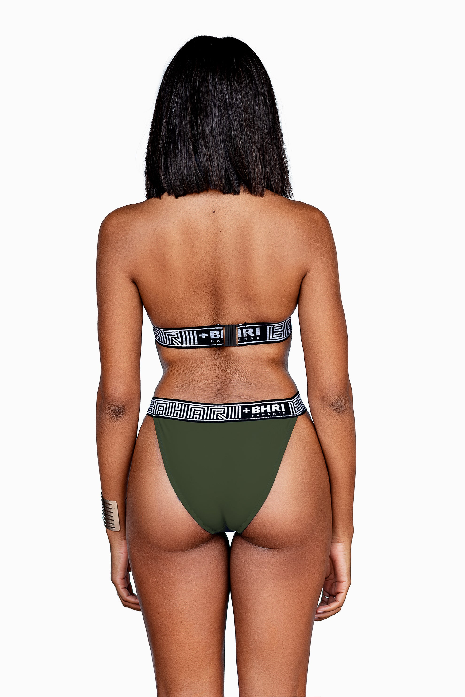 The Pollatto Bikini II- Olive