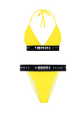 THE BILAL BIKINI- YELLOW