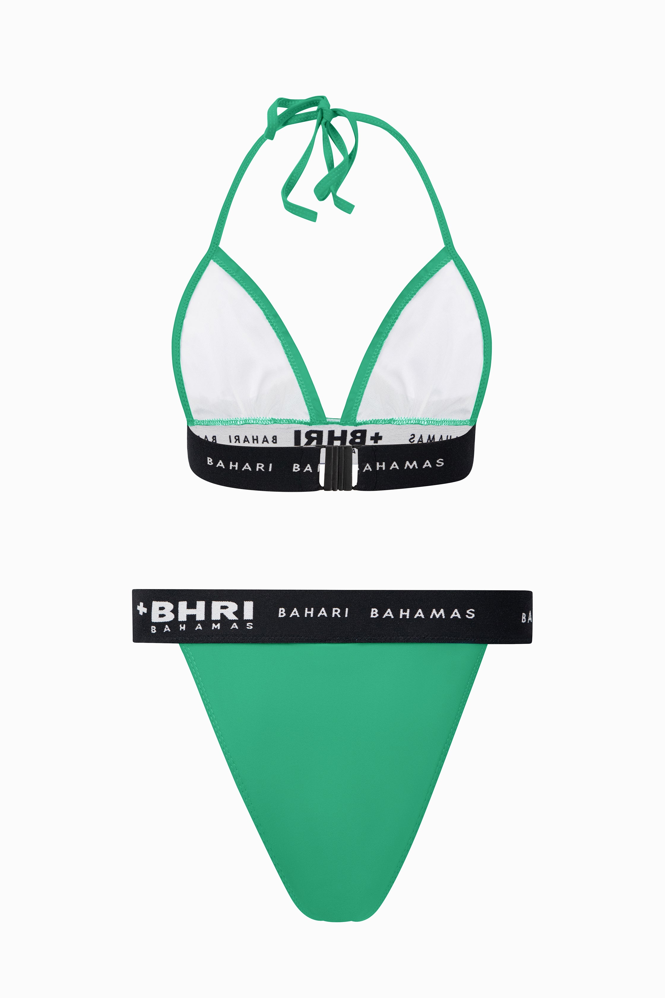 THE BILAL BIKINI- KELLY GREEN