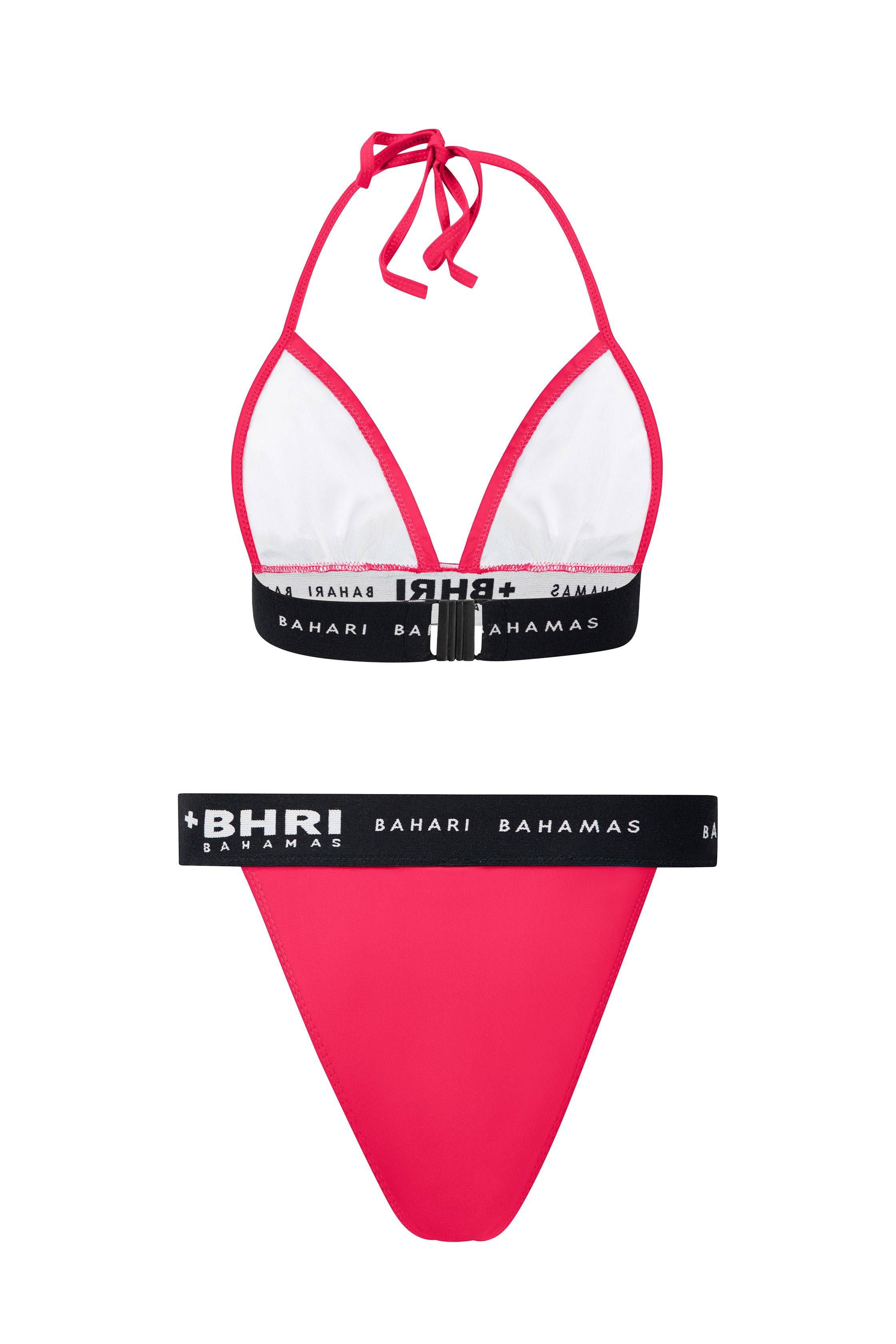 THE BILAL BIKINI- RED