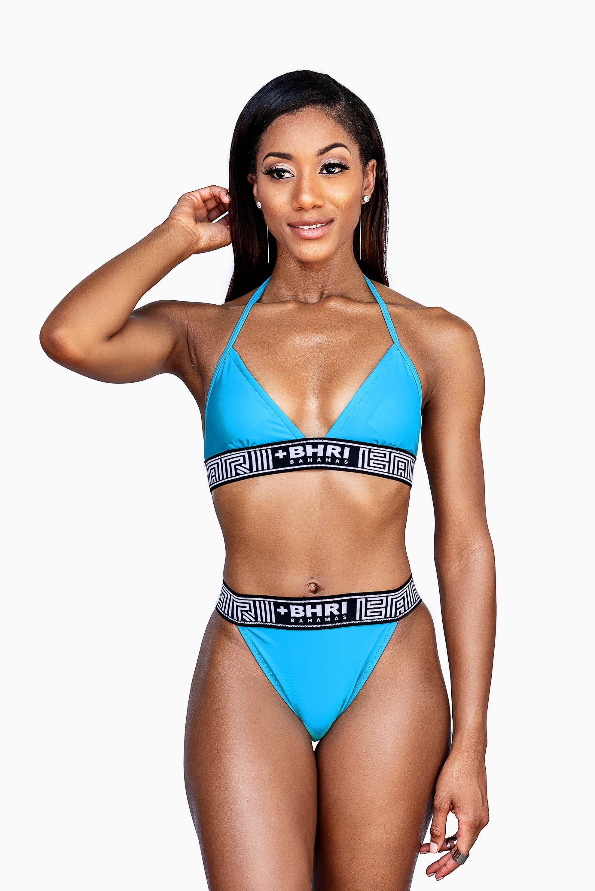 The Pollatto Bikini II- Aqua