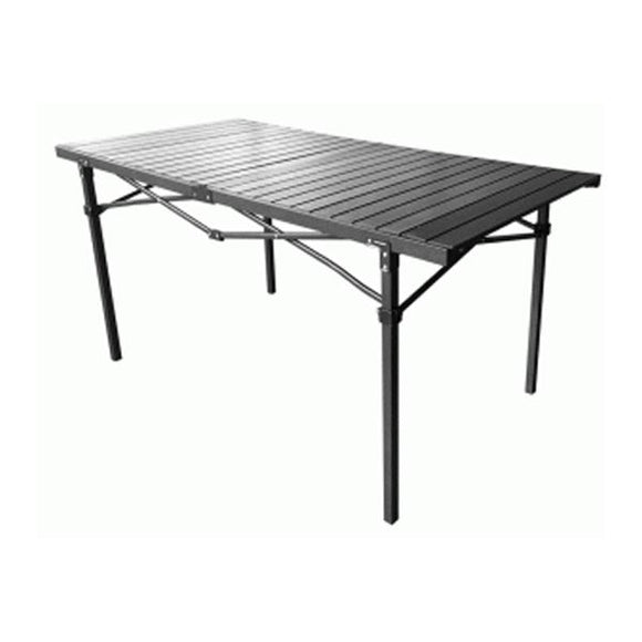 Grande table en aluminium Kuma - 56po